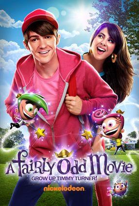 Poster: Cosmo und Wanda Movie - Werd erwachsen Timmy Turner