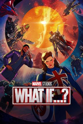 Poster: What If...?