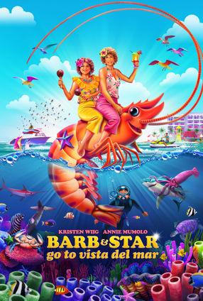 Poster: Barb & Star Go to Vista Del Mar
