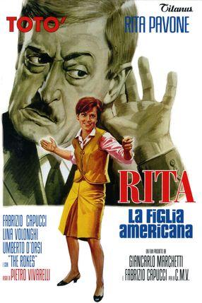 Poster: Rita, la figlia americana
