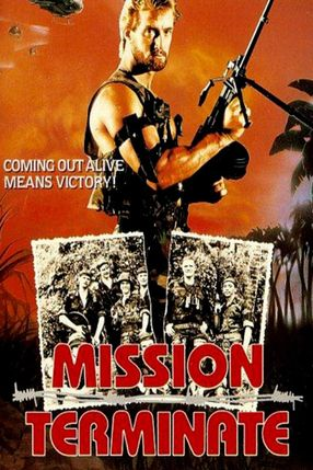 Poster: Mission Terminate