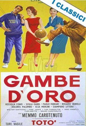 Poster: Gambe d'oro