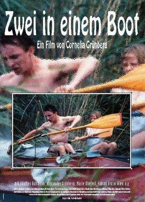 Poster: Zwei in einem Boot