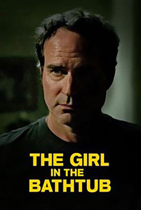 Poster: The Girl in the Bathtub