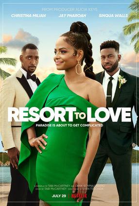Poster: Resort to Love