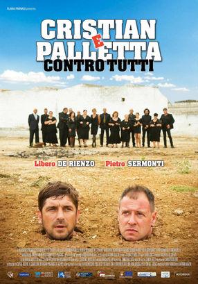 Poster: Cristian e Palletta contro tutti