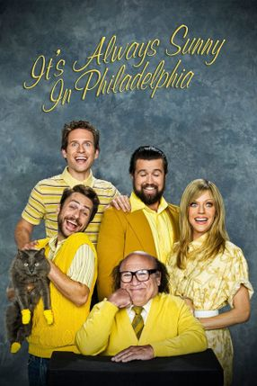 Poster: It's Always Sunny in Philadelphia