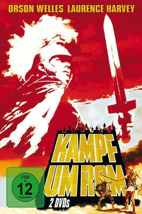 Poster: Kampf um Rom II - Der Verrat