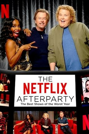 Poster: The Netflix Afterparty: The Best Shows of The Worst Year