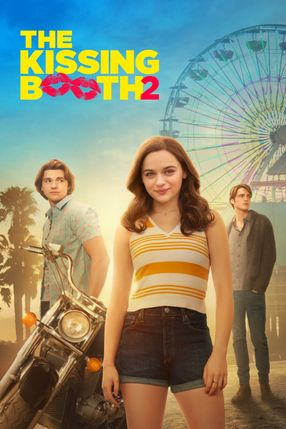 Poster: The Kissing Booth 2