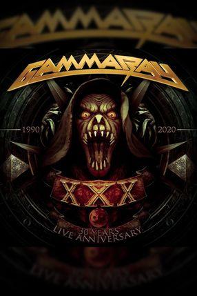 Poster: Gamma Ray: 30 Years Live Anniversary