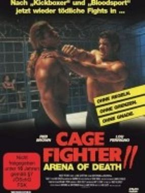 Poster: Cage Fighter II