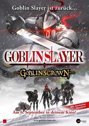 Poster: Goblin Slayer - Goblin's Crown