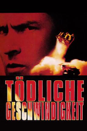 Poster: Tödliche Geschwindigkeit