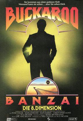 Poster: Buckaroo Banzai - Die achte Dimension