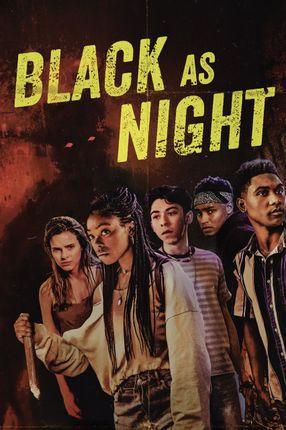 Poster: Black as Night