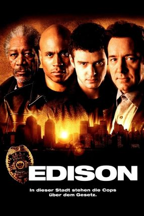 Poster: Edison - Stadt des Verbrechens