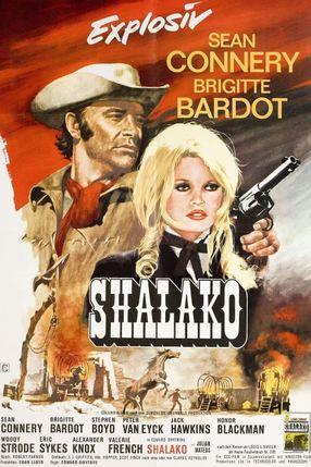 Poster: Shalako - Verloren im Apachenland