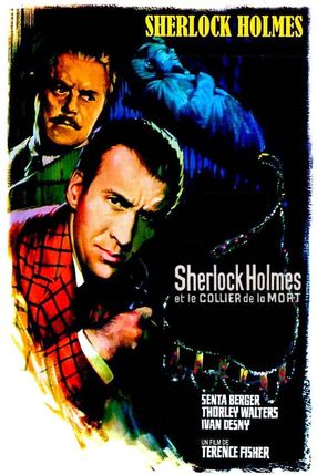 Poster: Sherlock Holmes und das Halsband des Todes