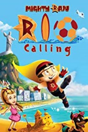 Poster: Mighty Raju Rio Calling
