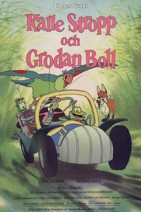 Poster: Kalle Stropp und sein Freund Boll