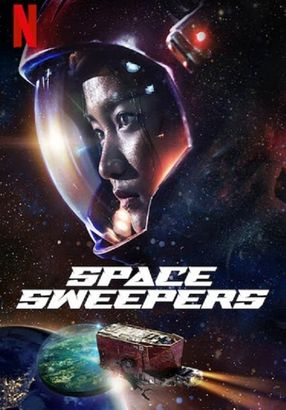 Poster: Space Sweepers