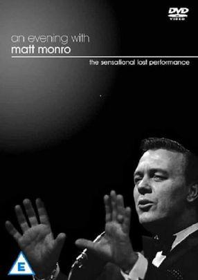 Poster: An Evening With Matt Monro