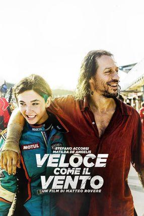 Poster: Veloce come il vento - Giulias großes Rennen
