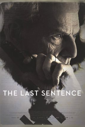 Poster: The Last Sentence