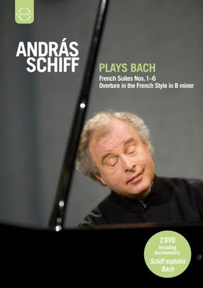Poster: András Schiff plays Bach