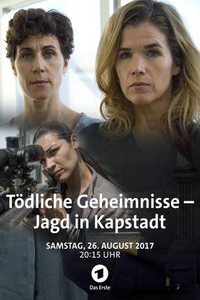 Poster: Tödliche Geheimnisse – Jagd in Kapstadt