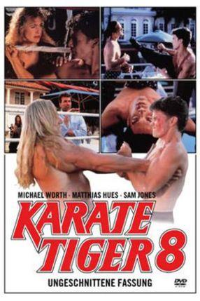 Poster: Karate Tiger 8