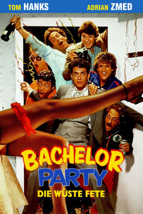 Poster: Bachelor Party