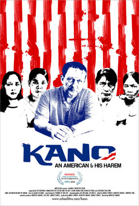 Poster: Kano: An American and His Harem