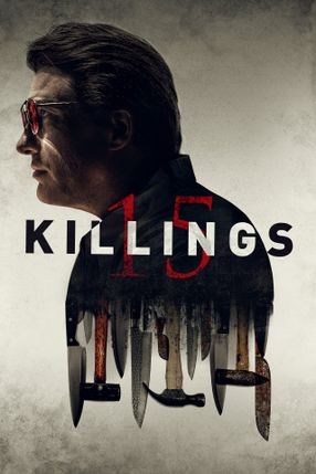 Poster: 15 Killings - Interview mit einem Serienkiller
