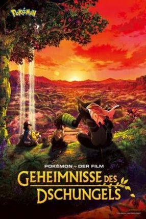 Poster: Pokémon - Der Film: Geheimnisse des Dschungels