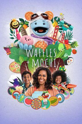 Poster: Waffel und Mochi