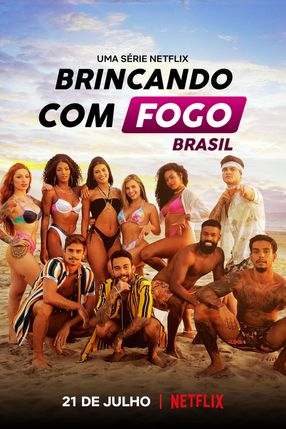 Poster: Too Hot to Handle: Brazil