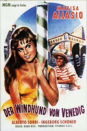 Poster: Der Windhund von Venedig