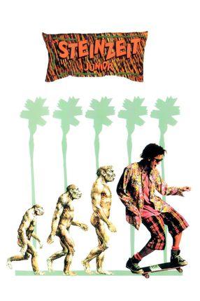 Poster: Steinzeit Junior