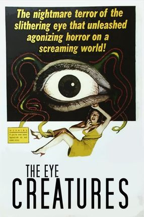 Poster: The Eye Creatures