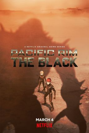 Poster: Pacific Rim: The Black