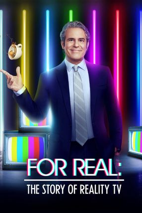 Poster: For Real: The Story of Reality TV