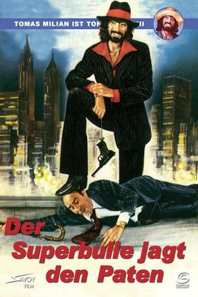 Poster: Der Superbulle jagt den Paten