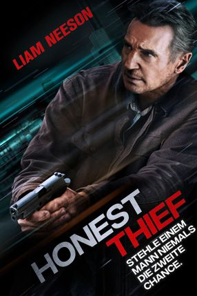 Poster: Honest Thief