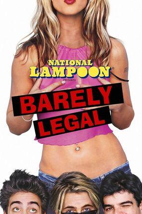 Poster: Almost Legal: Echte Jungs machen's selbst