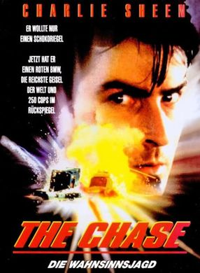 Poster: The Chase - Die Wahnsinnsjagd
