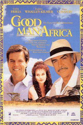 Poster: Der letzte Held von Afrika