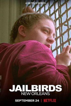 Poster: Jailbirds New Orleans