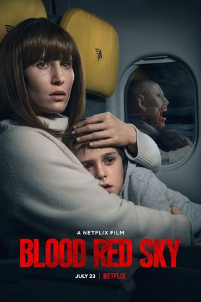 Poster: Blood Red Sky